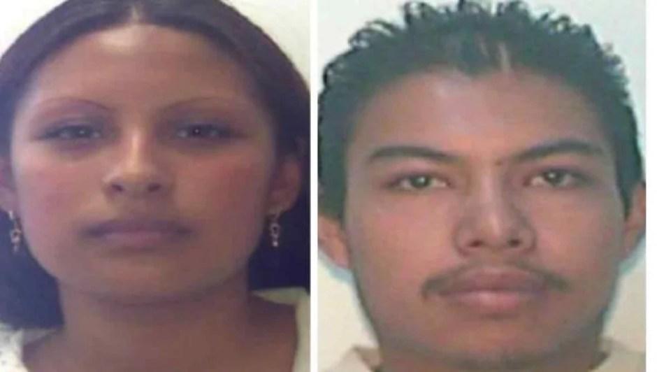 Resultado de imagen de Capturados los dos presuntos responsables del asesinato de la niña Fátima en México