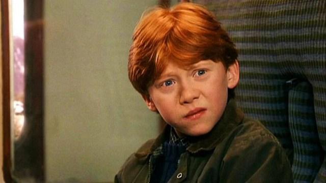 Harry Potter': Todas las veces que Ron Weasley adivinó el futuro y no te  diste cuenta