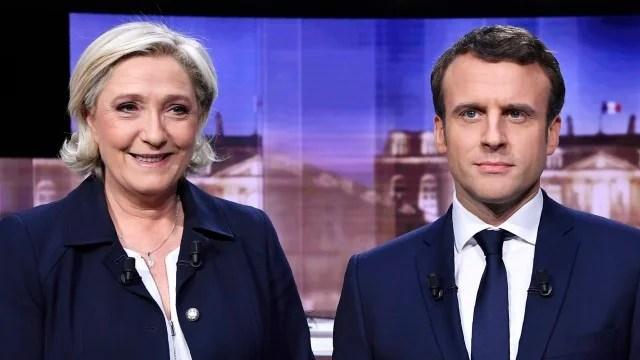 Resultado de imagen de elecciones francia