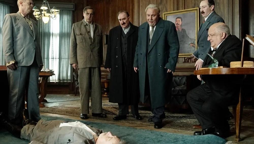 Resultado de imagen de La muerte de Stalin de Armando Iannucci