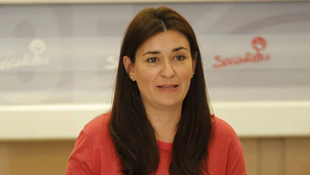 Resultat d'imatges de Carmen Montón