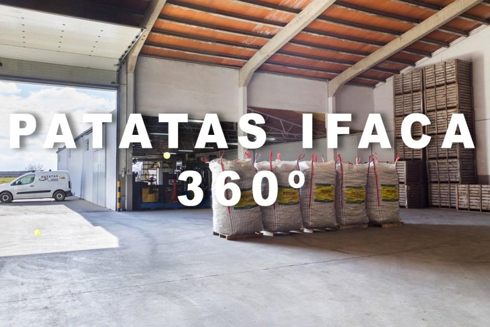 VISITA VIRTUAL 3D PATATAS IFACA