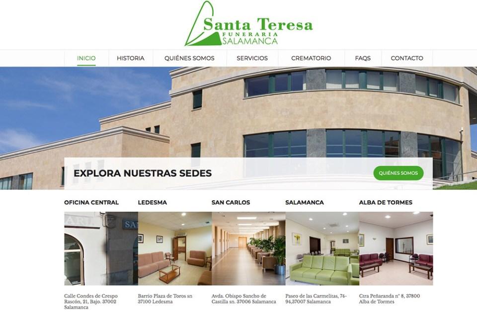 FUNERARIA SANTA TERESA – VISITA VIRTUAL 3D