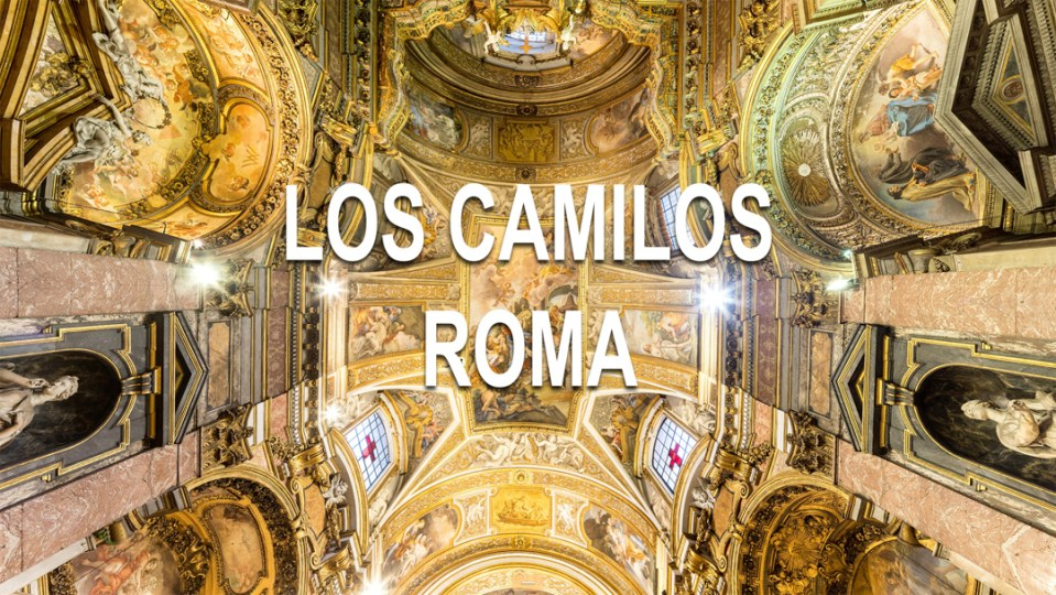 VISITAS VIRTUALES 3D – Roma – Los Camilos