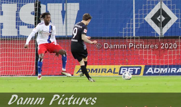 Testspiel – Hamburger SV vs. FC Schalke 04, 0:4