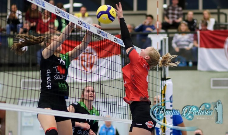 2. Bundesliga | ETV Volleyball Damen vs. Skurios Volleys Borken 1:3