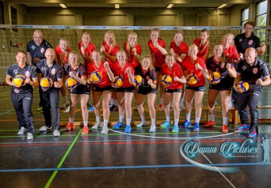 2. Bundesliga | ETV Volleyball Damen Media-Day und Teamshooting