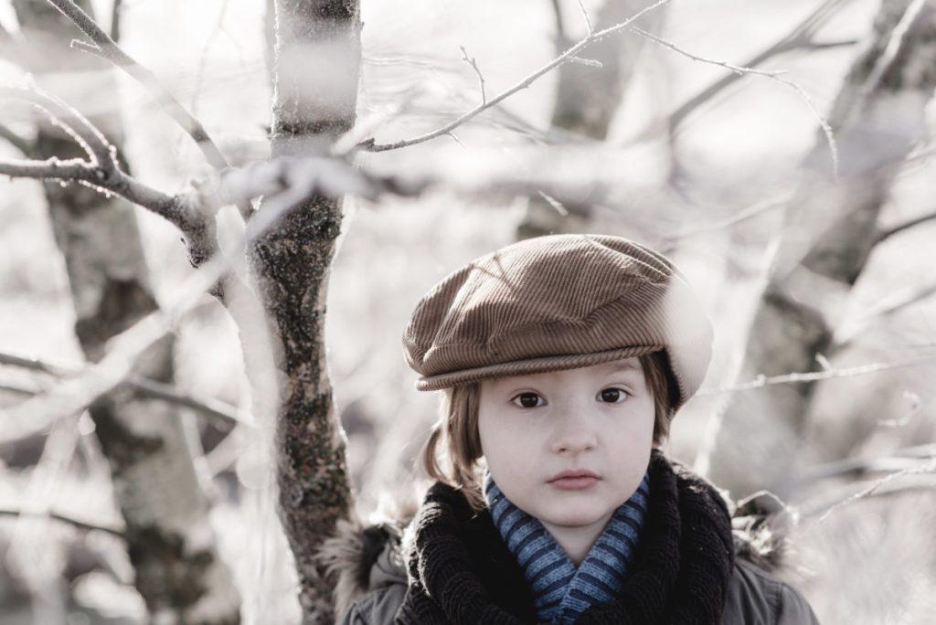 Kinderfotografie in der Lüneburger Heide