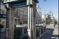 U-Bahn Eingang Richard-Wagner-Platz (Bezirk Charlottenburg-Wilmersdorf)