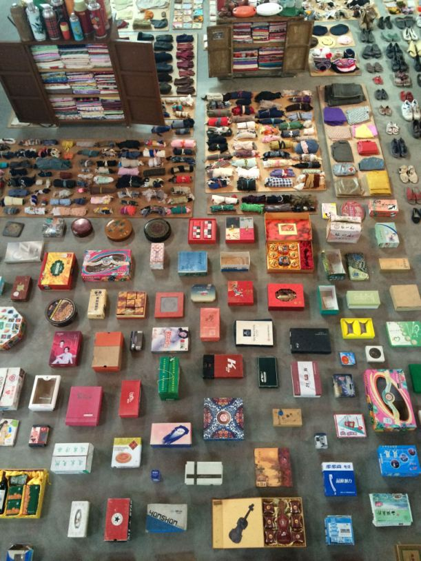 SONG DONG tentoonstelling Gronings museum