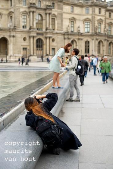 fotograferen in parijs betekent ook de liefde vastleggen en de liefde voor fotografie