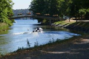 Djurgårdsbrunnkanal, Djurgården, Stockholm