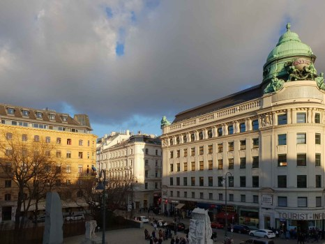 Albertinaplatz Wien
