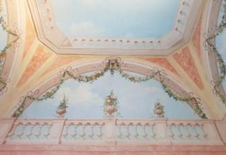 Ausschnitt aus dem Deckengewölbe
