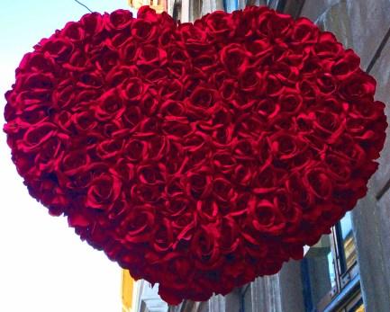 Herz aus Rosen, Kopenhagen
