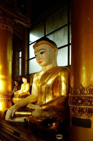 Shwedagonpagode in Yangon