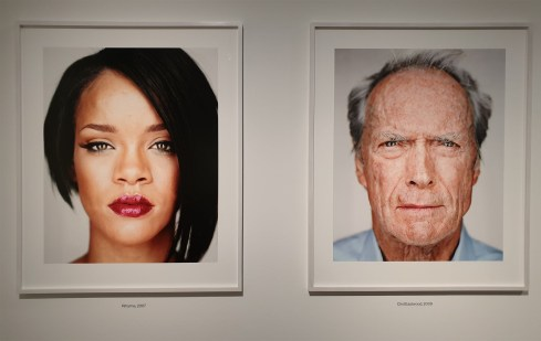 Rihanna, 2007 - Clint Eastwood, 2009