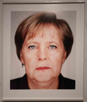 Angela Merkel, 2010