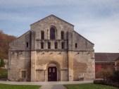Abbaye de Fontenay (Kirche)