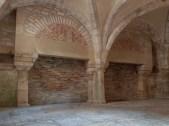Abbaye de Fontenay (Caldarium / Wärme- und Schreibraum)
