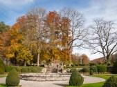 Abbaye de Fontenay (Klostergarten)