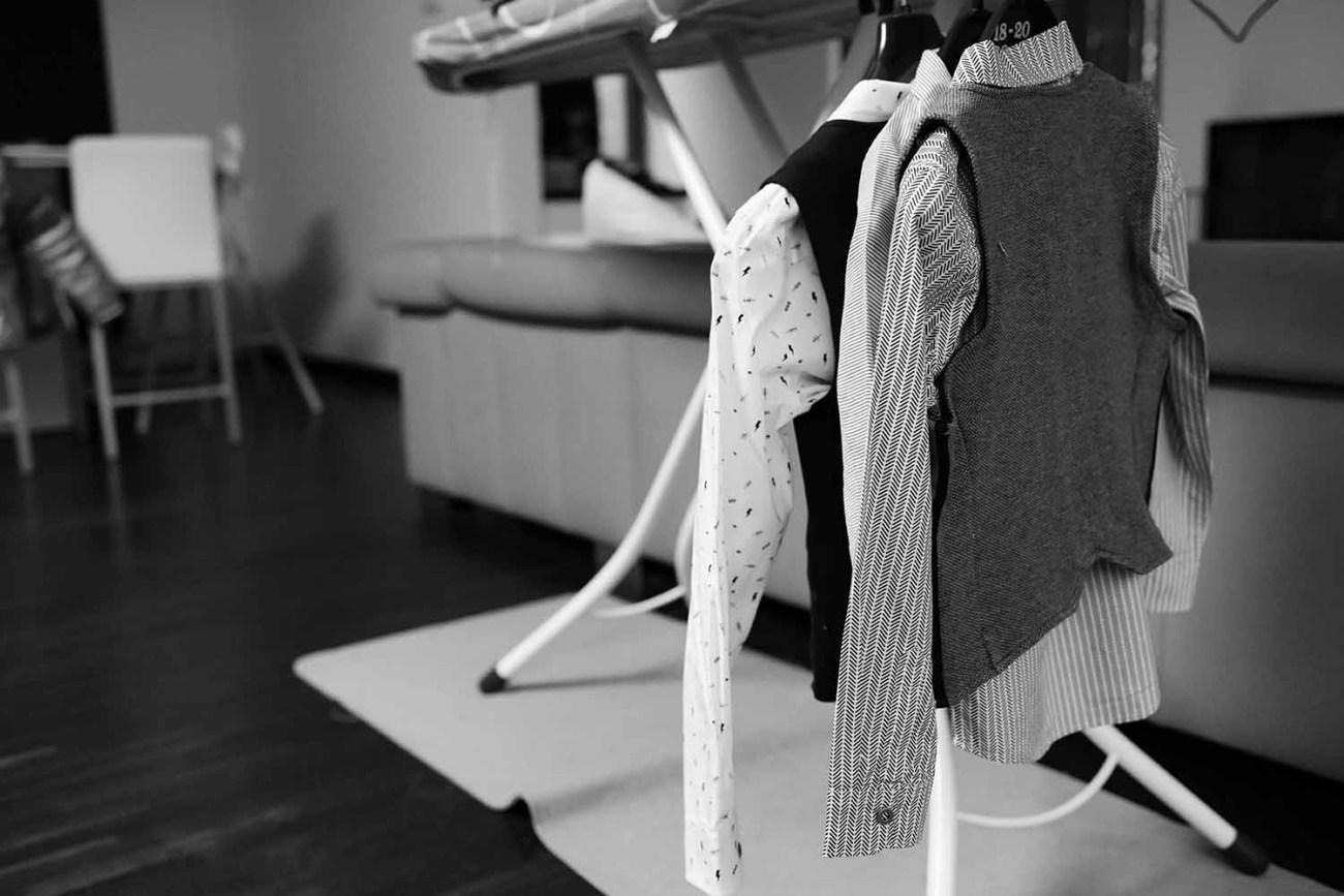 huwelijk kleding bruidskinderen