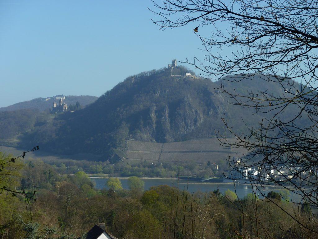 RheinBurgenWeg Etappe 1