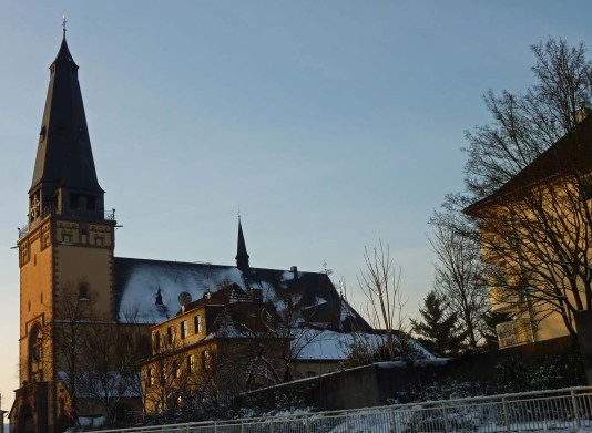 Kirche Manfort