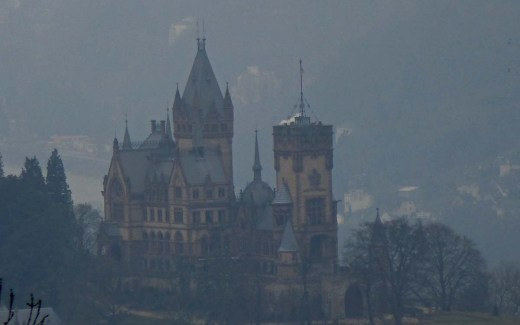 Sieben Berge - Drachenburg
