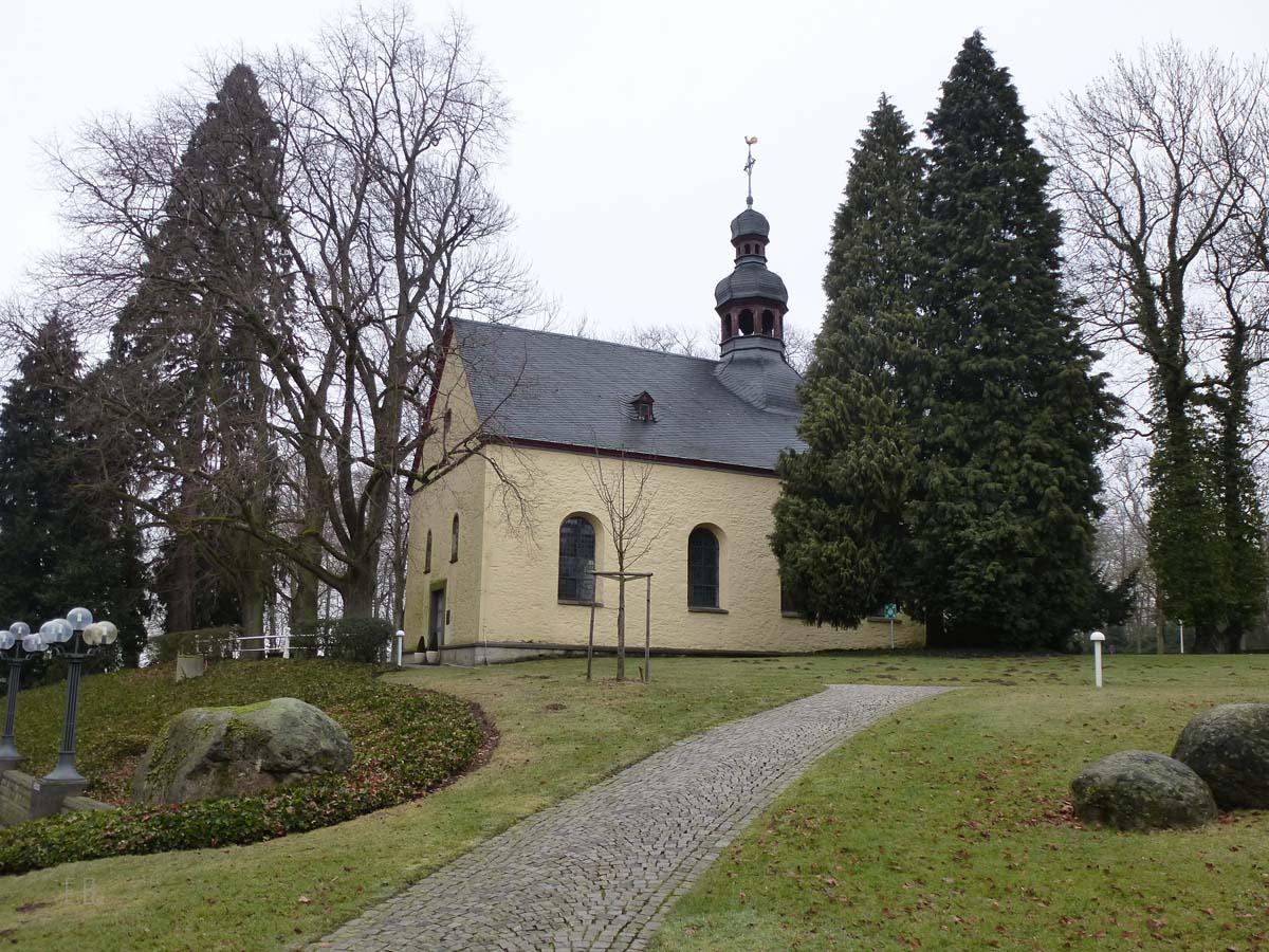 Kapelle auf dem Petersberg - Sieben Berge