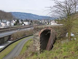 Rheinsteig bei Leutesdorf