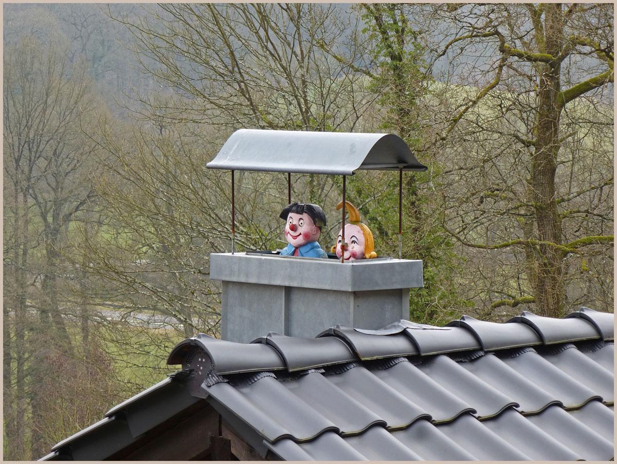 Max und Moritz - Deutscher Märchenwald Altenberg