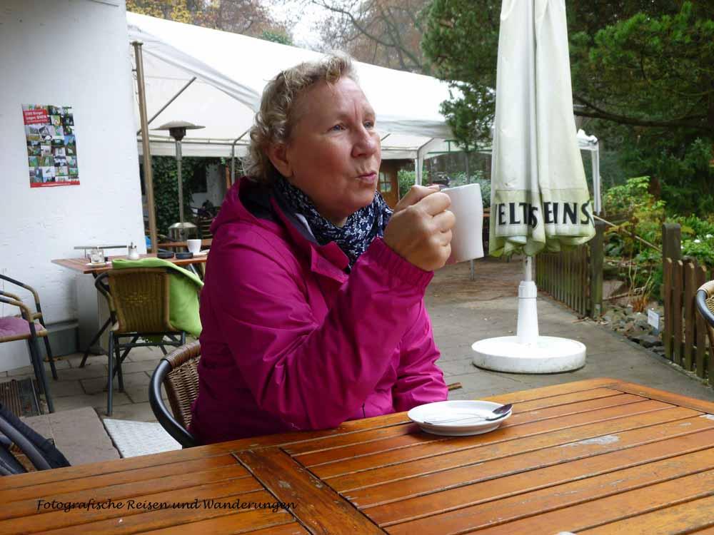 Tanja war mit, also auch Fotos von mir dbei