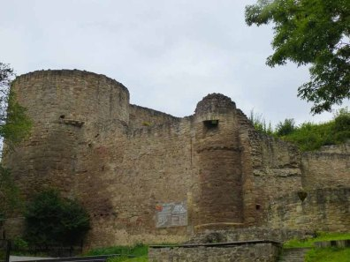 Burgruine Kirn