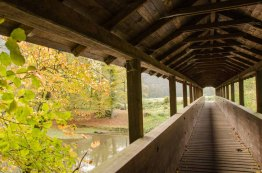 Brücke über die Wied
