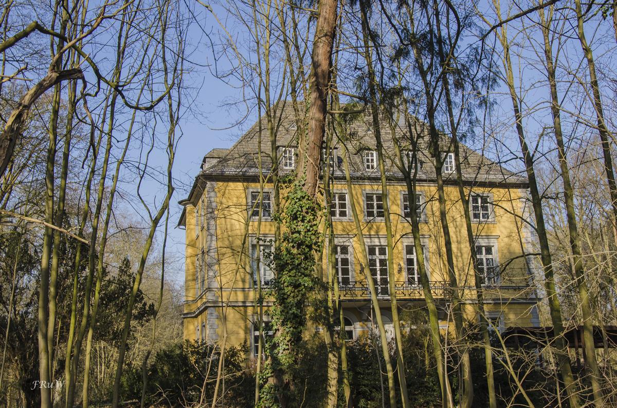 Burg Mödrath