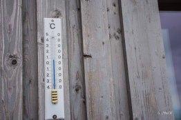 """Schattige 8 Grad """"warm"""" ist es auf dem Brockegipfel"""