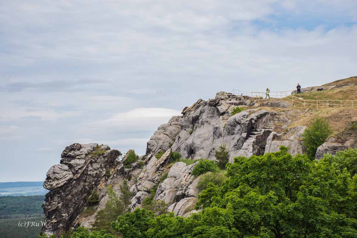 Burg und Festung Regenstein