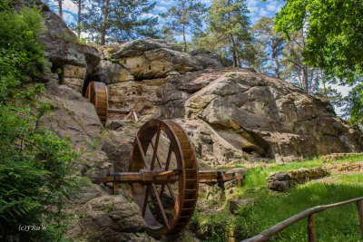 Regensteiner Mühle - Wandern Harz Region