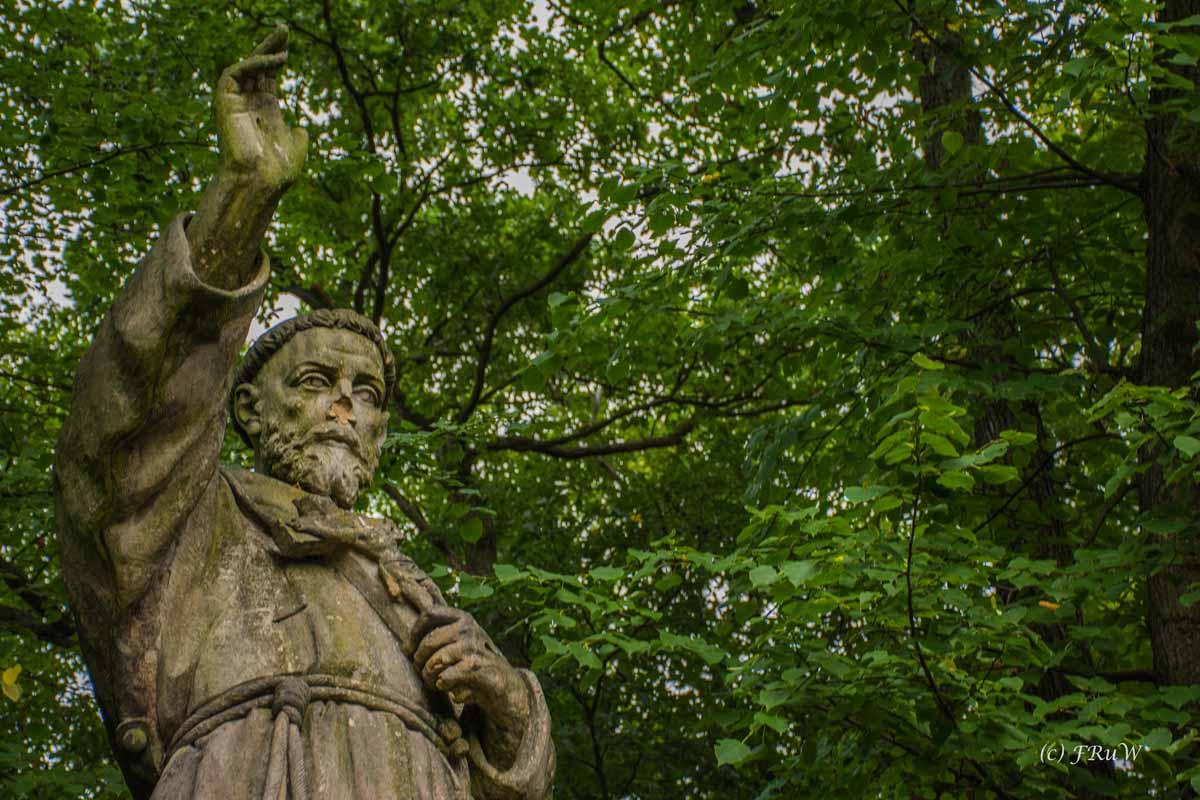 Heiligen Franziskus