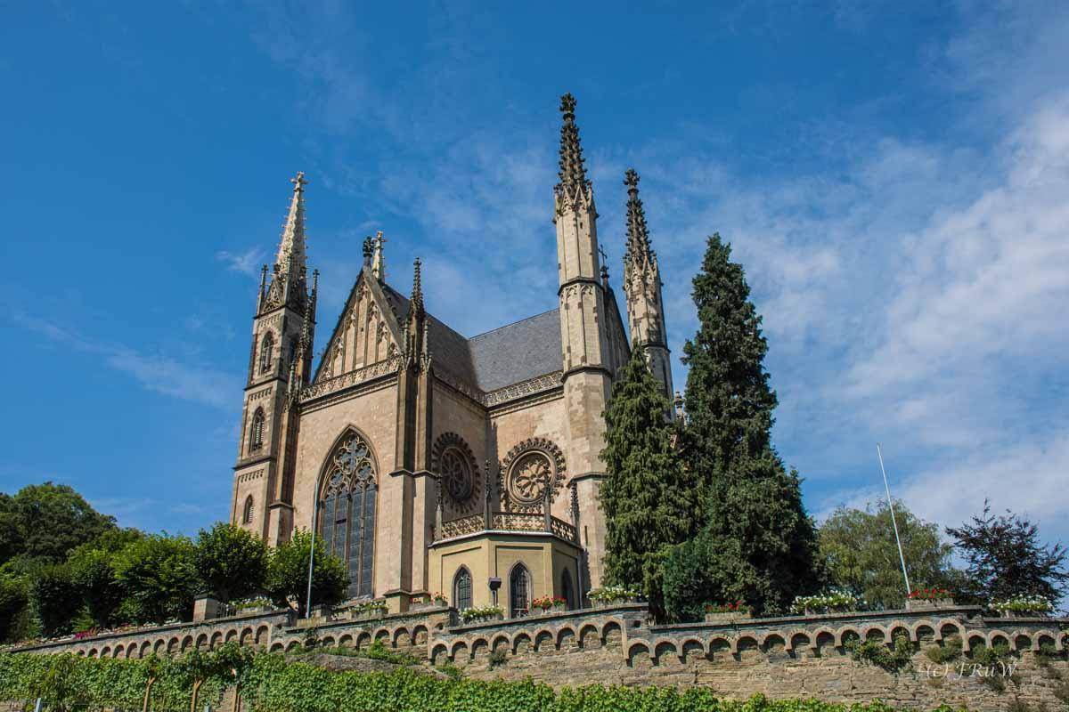 Apollinaris Kirche - Bild für Fotografische Reisen und Wanderungen in Deutschland - Wanderblog
