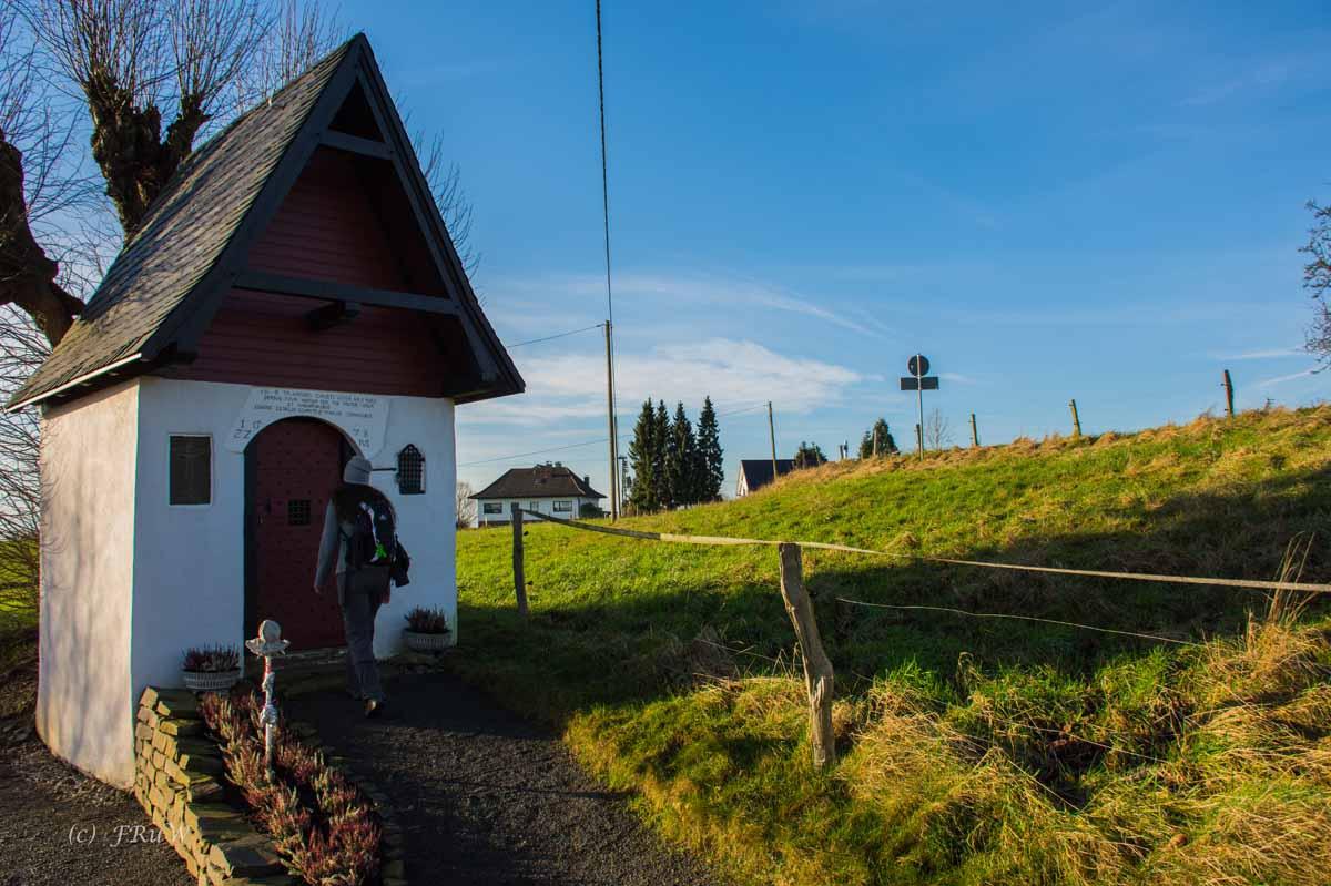 Bergischer Streifzug Mühlenweg