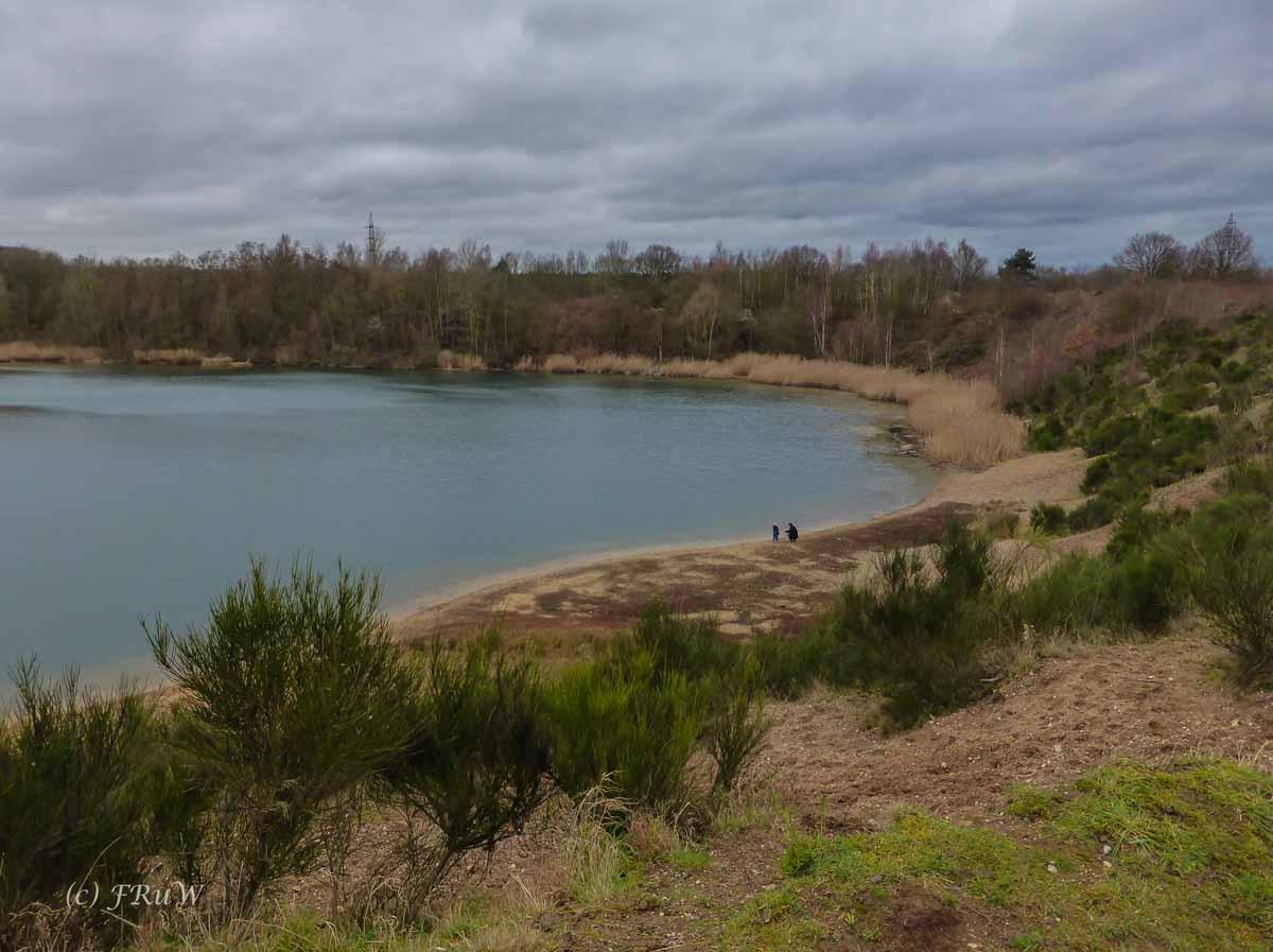 Zwischen Wildschweinen und Seenlandschaft