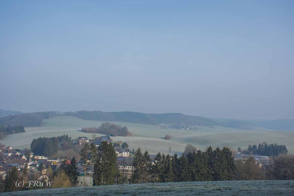 Winterwandertipps für die Feiertage - Kulturlandschaftsweg Lindlar