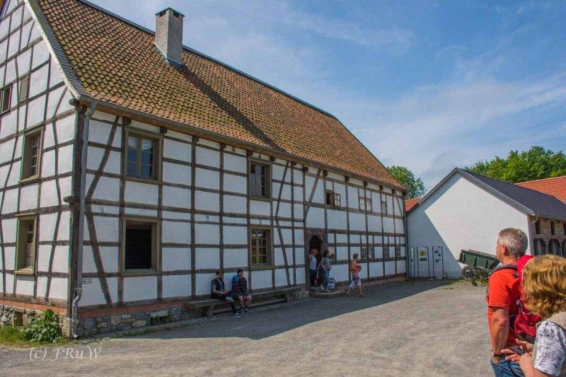 Jrön un Jedön im Freilichtmuseum Lindlar