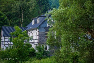 Haus Fähr, früher eine Gaststätte