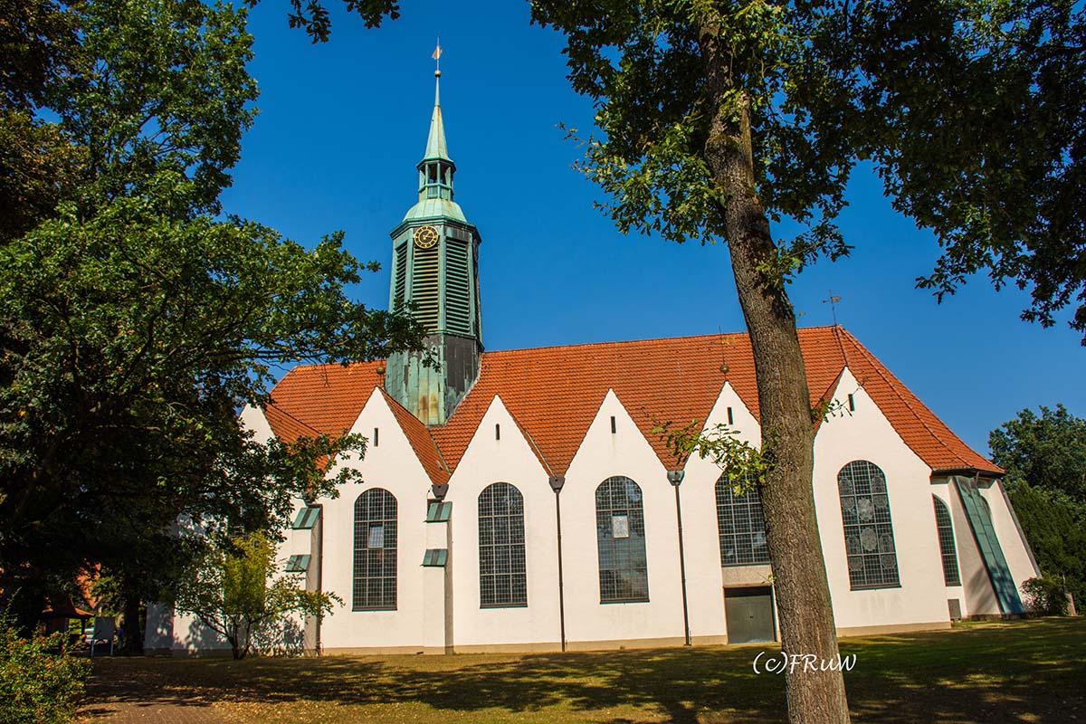 Hermannsburg - Charme und eine TOP Eisdiele - St. Peter- Paul Kirche