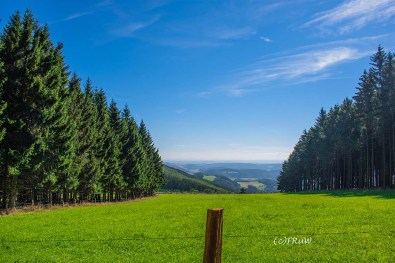 Traumhafte Blicke in das schöne Sauerland