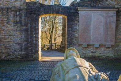 Hohensyburg - Wanderbares Dortmund