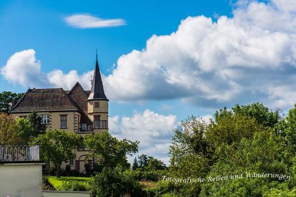 Landhaus der Burg Dattenberg